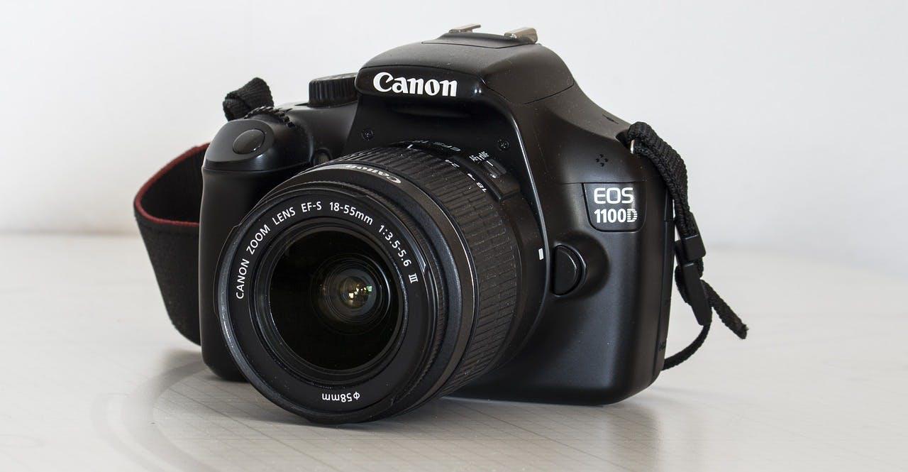 Canon EOS 1100D Kamera