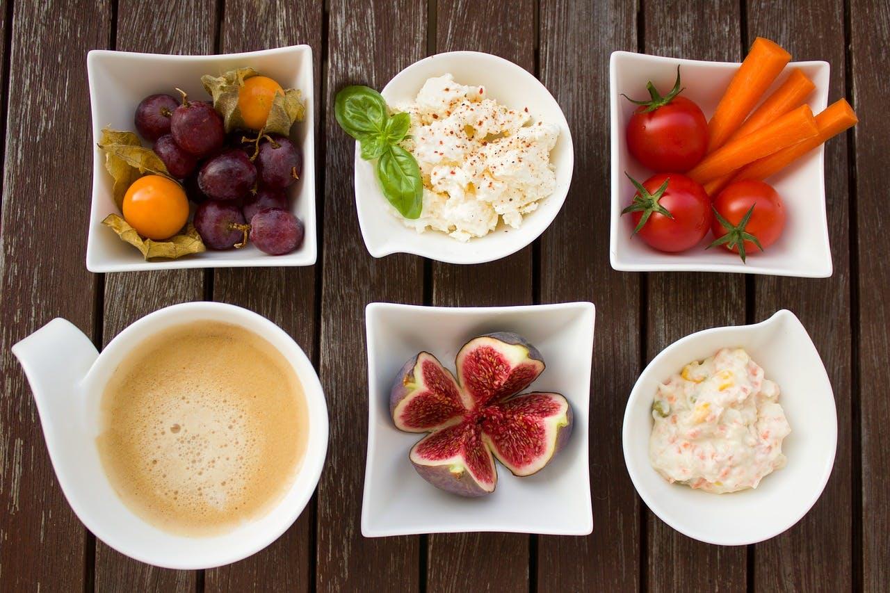 Healthy Food auch am Arbeitsplatz