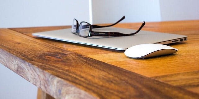 Zeitlos und modern - Ecodesign-Tisch