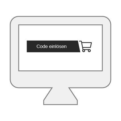 Code einlösen