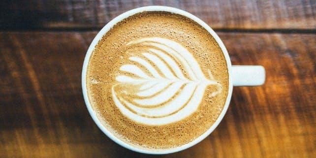 Besonders lecker: Ein Cappuccino