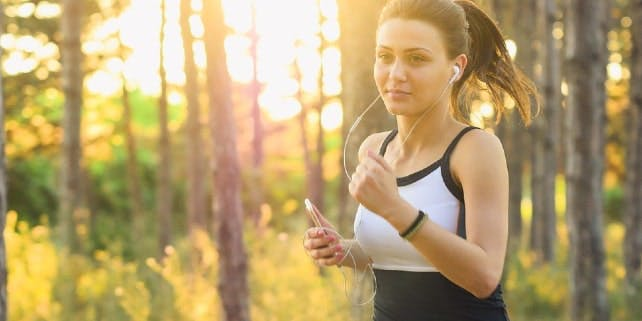 Gesund in fit durchs Leben
