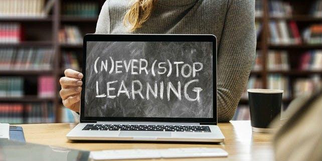 Digitales Lernen für lebenslanges Lernen