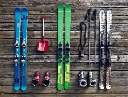 Sportausrüstung bei Intersport