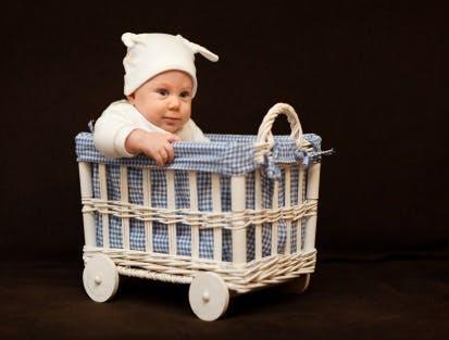 Kinderwagen und andere Transportmöglichkeiten bei babywalz
