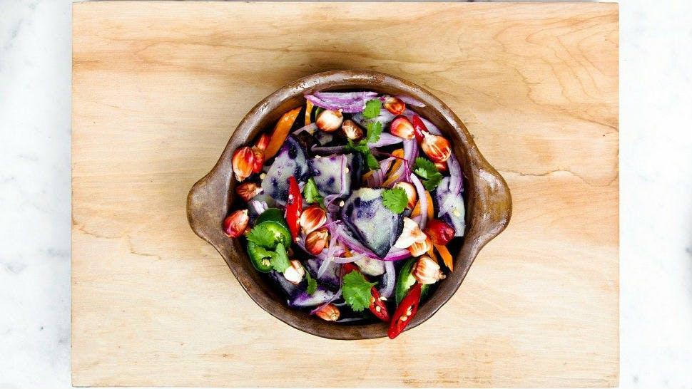 Meal Prep: bunter Salat für Freude und Abwechslung