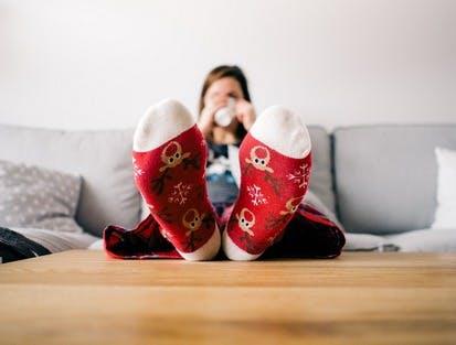 Socken von C&A