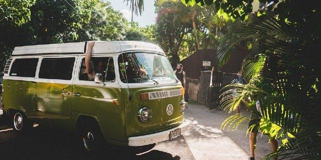 Vanlife VW Bus