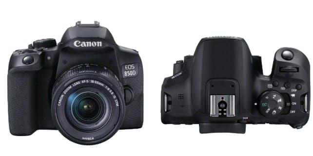Neue Canon EOS 850D