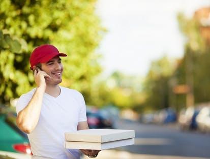 Bei Lieferando kommt das Essen schnell zu dir