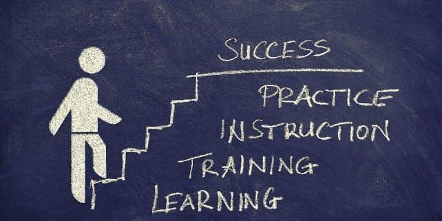 Die Wege zum Erfolg: Lernen und Training