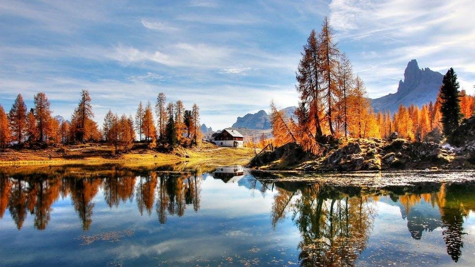 Sanfter Tourismus: Natur in Dolomiten bewahren