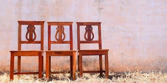 Ecodesign Stühle