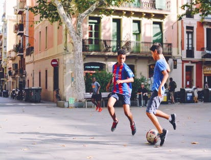 Fußball-Fanartikel