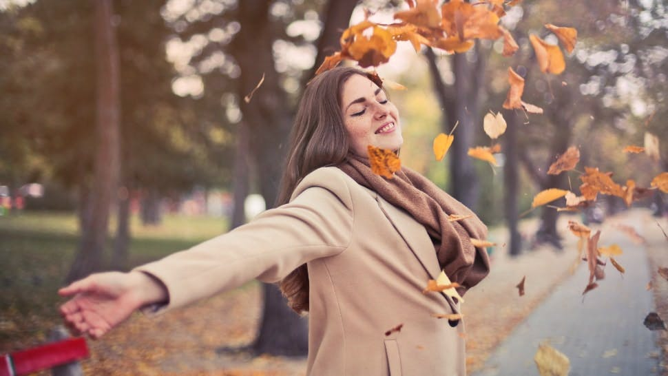 Herbstmode Frauen