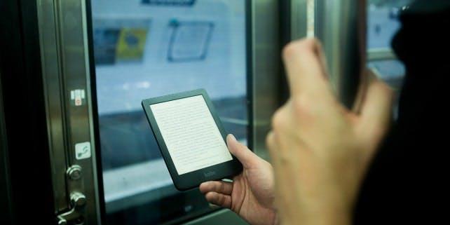 eBook Reader Vergleich Kobo