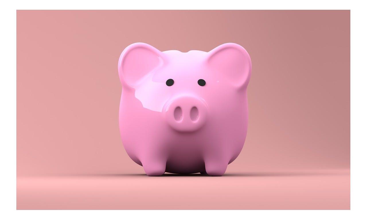 Zu wenig Geld im Sparschwein?