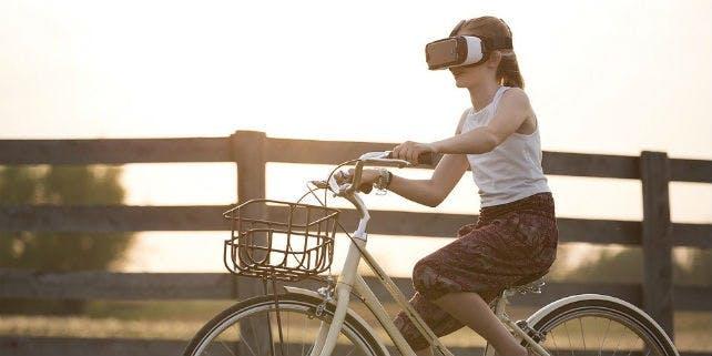 Virtual Reality Brillen Test