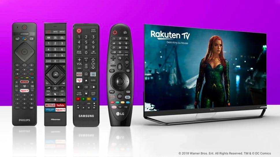 Ein Teil des Rakuten-Eco-Systems: Rakuten TV