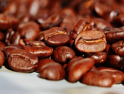 Kaffee und Getränke bei tchibo