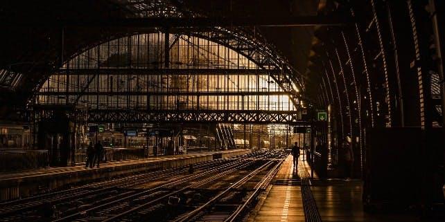 Nachhaltiges Reisen mit Zug