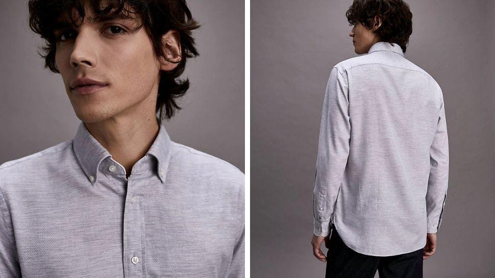 Modebewusstes Hemd