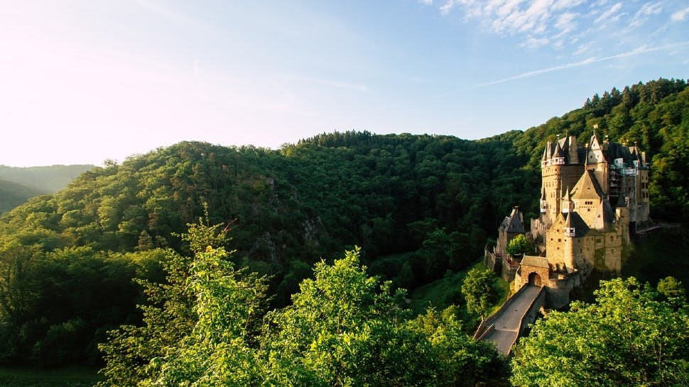 Spontaner Urlaub in der Pfalz: die Burg Eltz