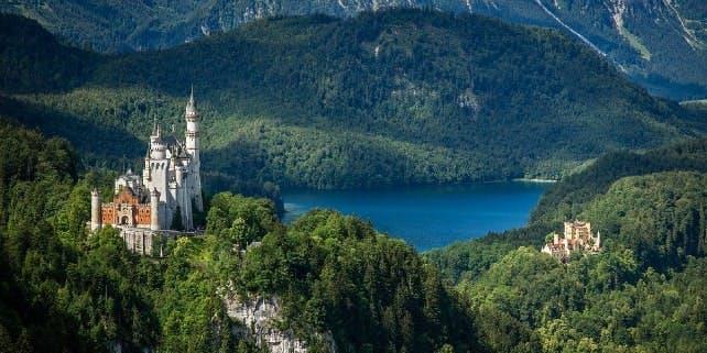 Die schönsten Urlaubsorte in Deutschland: Bayern
