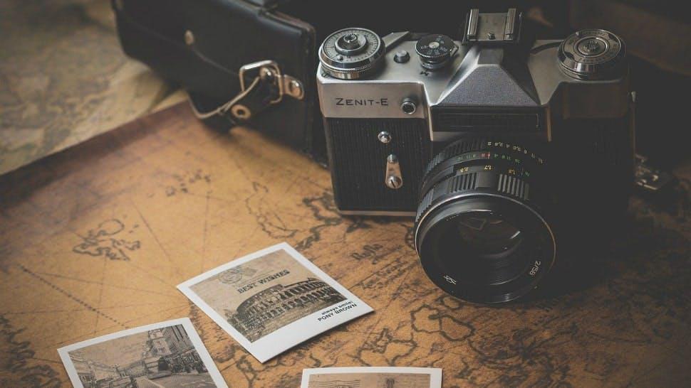 Reisegepäckversicherung Fotokamera