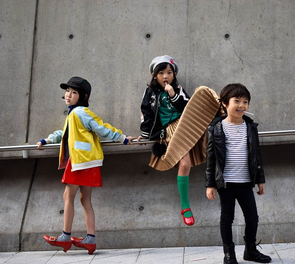 Kinder in Jako-o Bekleidung
