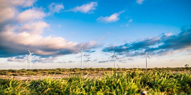 Ökobanken investieren in erneuerbare Energie