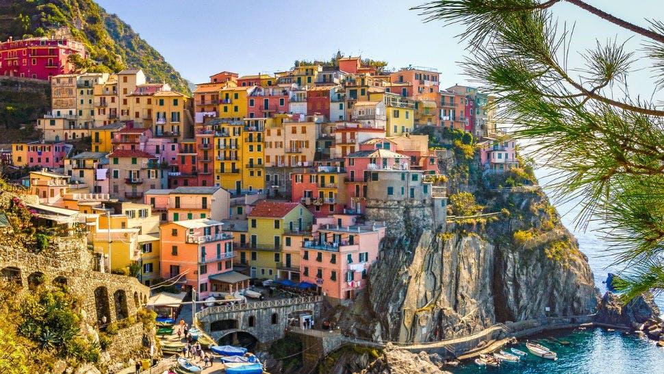 Nachhaltig Reisen Cinque Terre