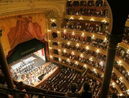 Kulturveranstaltungen über Eventim: Theater, Opera, Literatur