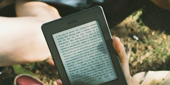 eBook Reader Vergleich Kindle
