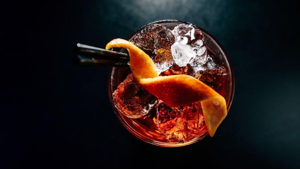 Für stilvolle Bar-Atmosphäre zu Hause