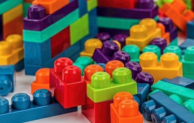 Lego Duplo Klötze