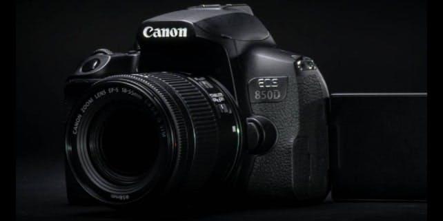 Canon EOS 850D: Der neue DSLR-Star für Einsteiger