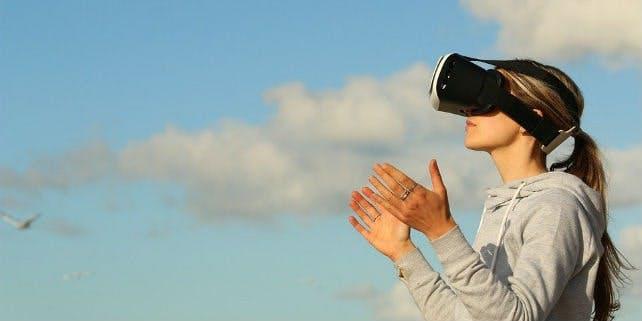 VR Brille Freizeit