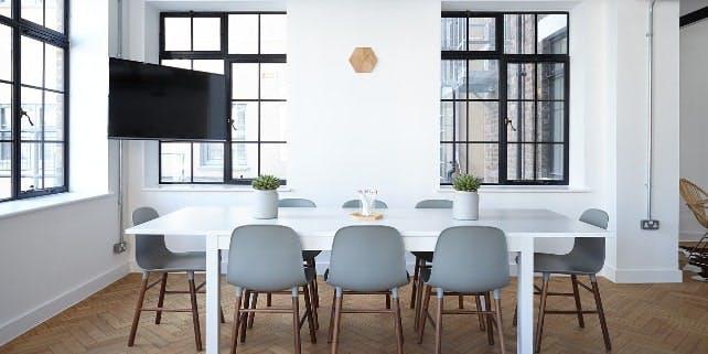 Nachhaltigkeit im Büro mit Möbeln