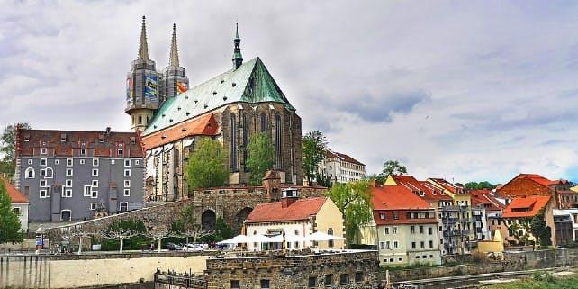 Die Peterskirche in Görlitz