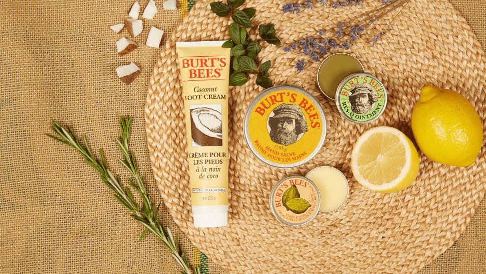 Geschenkset Bienenwachs Burt's Bees