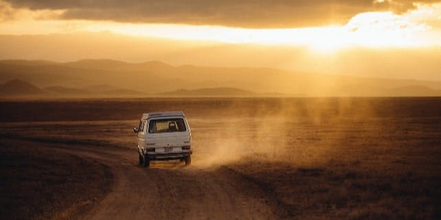 Roadtrip während Sabbatical